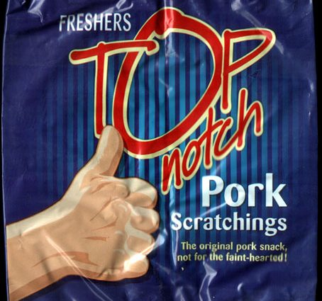 Freshers Top Notch Pork Scratchings Review 454x425 - Freshers, Top Notch Pork Scratchings Review