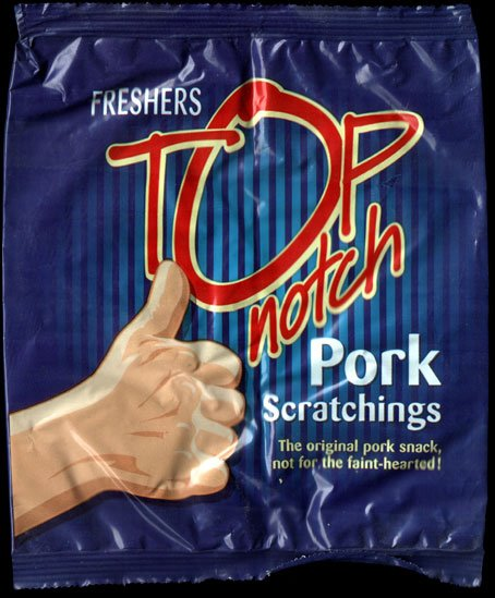 Freshers Top Notch Pork Scratchings Review - Freshers, Top Notch Pork Scratchings Review