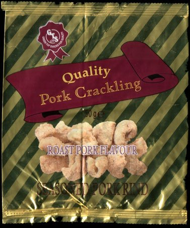 Green Top Snacks Quality Pork Crackling Reviewb - Green Top Snacks, Quality Pork Crackling Review (b)
