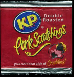 KP Double Roasted Pork Scratchings Reviewb 288x300 - Pork Scratching Bags