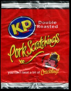 KP Double Roasted Pork Scratchings Reviewc 232x300 - Pork Scratching Bags