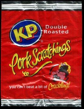 KP Double Roasted Pork Scratchings Reviewc - KP, Double Roasted Pork Scratchings Review (c)