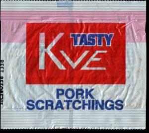 KVE Tasty Pork Scratchings Reviewb 300x268 - Pork Scratching Bags