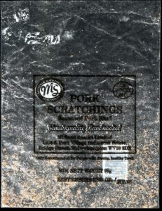 Midland Snacks Clear Bag Traditional Pork Scratchings Review 231x300 - Pork Scratching Bags