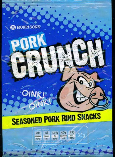 Morrisons Pork Crunch Review 405x550 - Morrisons Pork Crunch Review