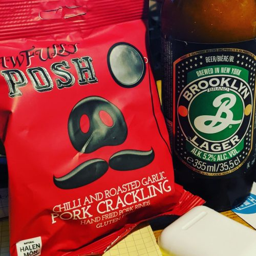 Instagram Pork Scratchings & Beer Advent Calendar