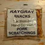 ray gray snacks traditionally cooked pork scratchings bag 150x150 - Ray Gray Snacks, Traditionally Hand Cooked Pork Scratchings Review