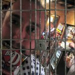 pork scratching theif behind bars 150x150 - Can you go to Jail for Stealing Pork Scratchings?