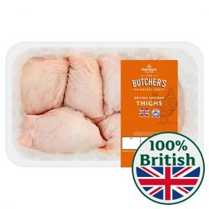 morrisons chicken thighs 300x300 - How to make Chicken Crackling