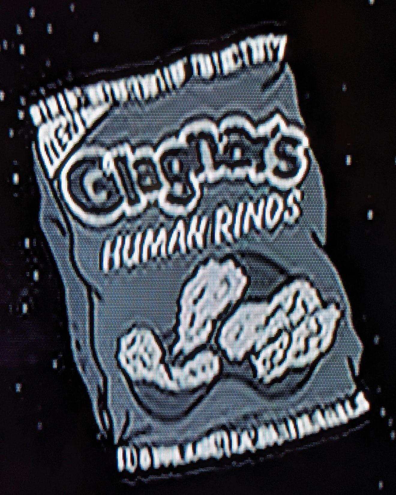 Glagnars Human Rinds from Futurama