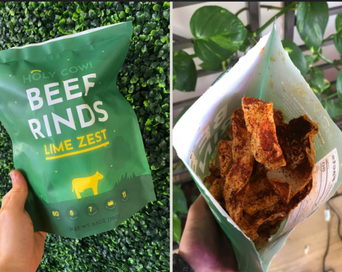 beef rinds 01 690x550 - It was only a matter of time before Beef Rinds became a thing!