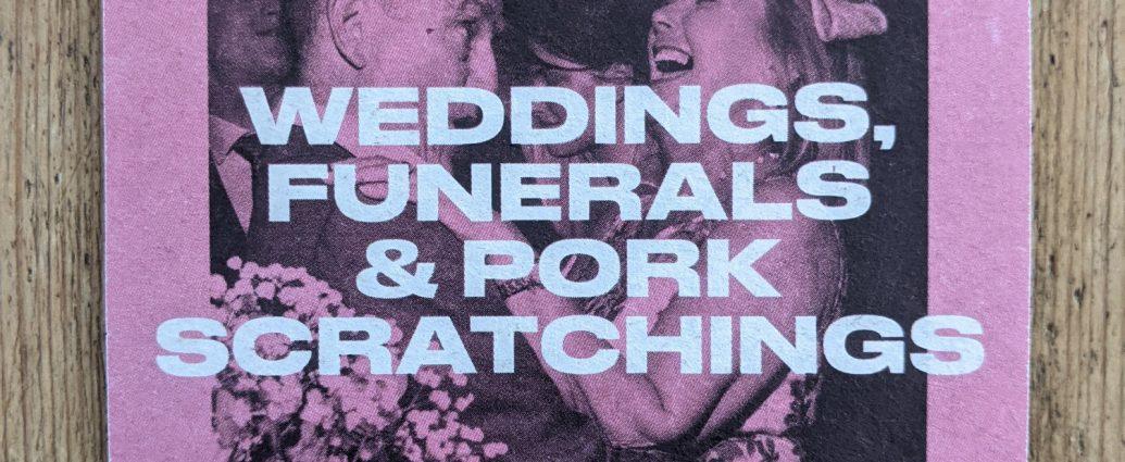 long live the local pork scratchings beer mat back 1035x425 - Vintage 'Long Live the Local' Pork Scratchings Beer Mat