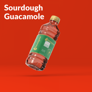 Snaqua guacamole 300x300 - Pork Scratching Flavour Water! - Snaqua is the World's First Savoury Water