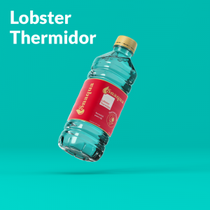 Snaqua lobster 300x300 - Pork Scratching Flavour Water! - Snaqua is the World's First Savoury Water
