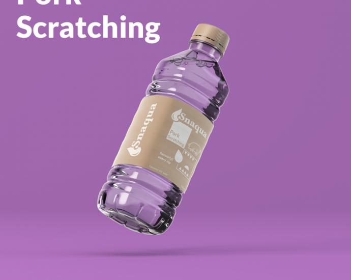 Snaqua pork scratching flavoured water 690x550 - Pork Scratching Flavour Water! - Snaqua is the World's First Savoury Water