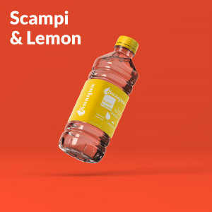 Snaqua scampi 300x300 - Pork Scratching Flavour Water! - Snaqua is the World's First Savoury Water